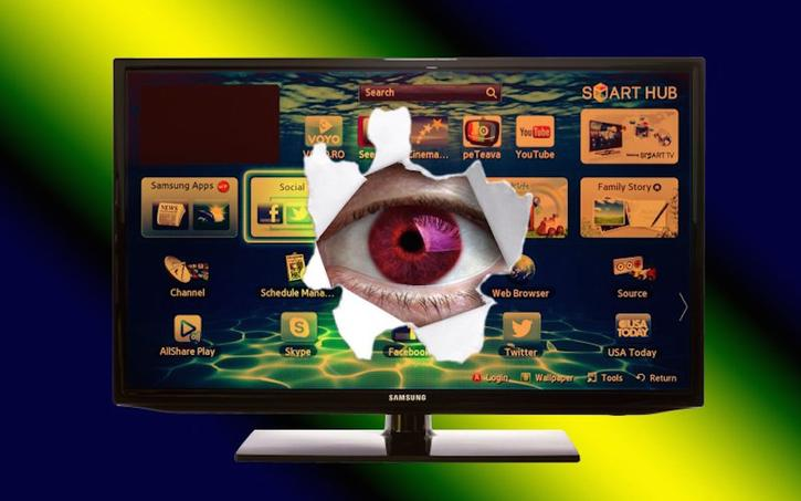 danger Smart TV
