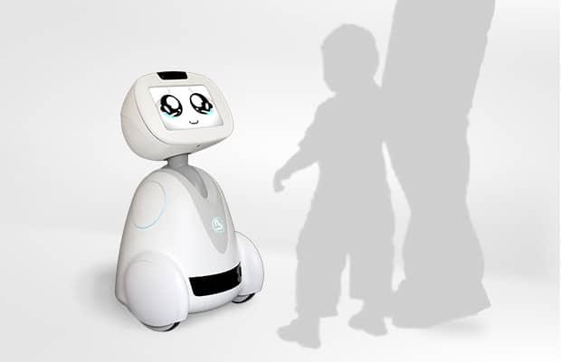 robot buddy maison