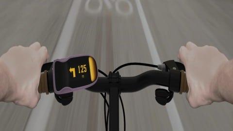 Haiku l'assistant cycliste