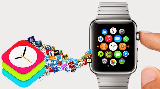 top 20 applications Apple watch