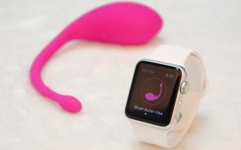 Blush, le premier sextoy connecté à l'Apple Watch