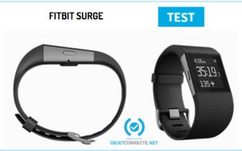 Test Fitbit Surge : l'atout des sportifs par Fitbit