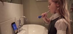 Playbrush transforme les brosses à dents en jeu pour enfant
