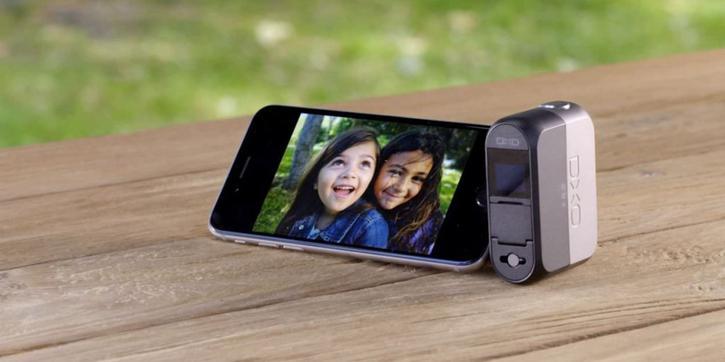 Le DxO One, nouvel appareil photo connecté