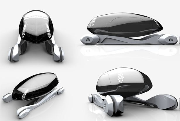 voiture autonome embrace