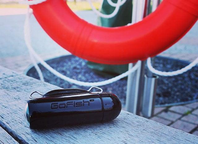 La GoFish Cam, nouveau projet KickStarter