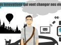 Infographie : 30 innovations et inventions qui vont changer nos vies !
