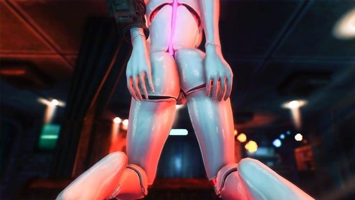 Robot Sexe