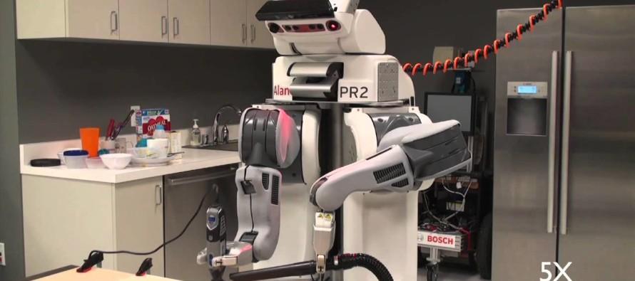 quand les robots apprennent cuisiner. Black Bedroom Furniture Sets. Home Design Ideas