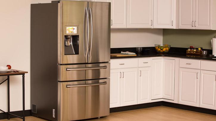 L'imposant réfrigérateur de Samsung cache bien des secrets ...