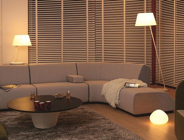 Jusqu'à dix ampoules peuvent êtres contrôlées simultanément