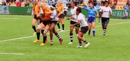 Quand les joueuses de rugby se connectent aux supporters !