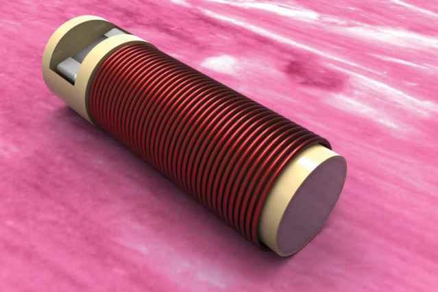 capteur tumeur connecté rouge