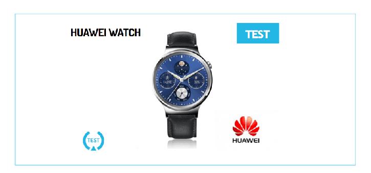 test montre huawei watch