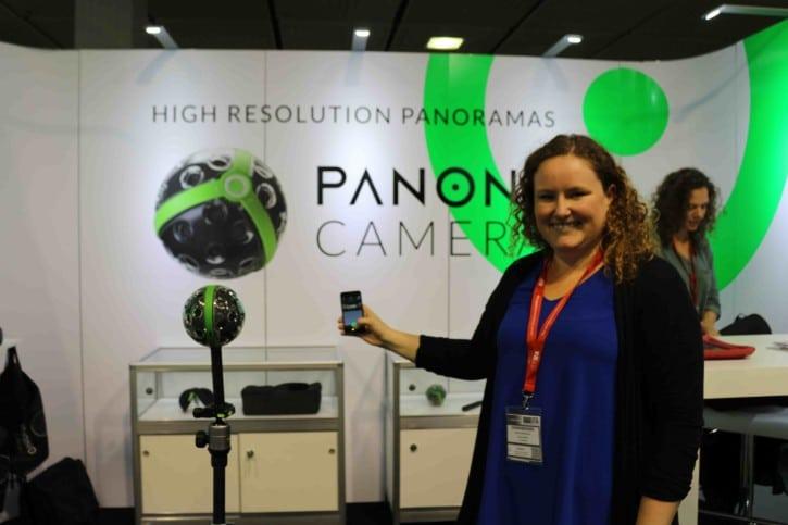 IFA 2015 Panono