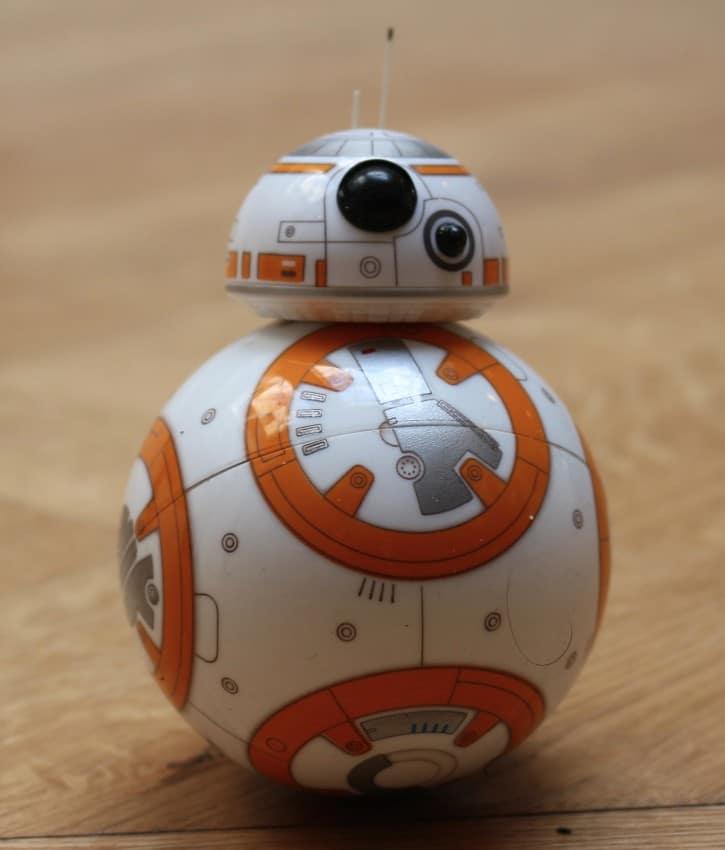BB-8 Test Drone Star Wars