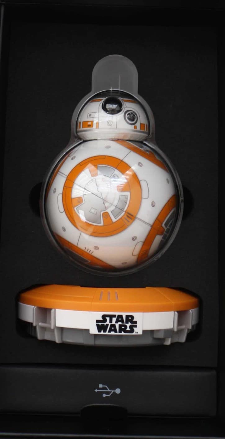 BB-8 Test Drone Star Wars