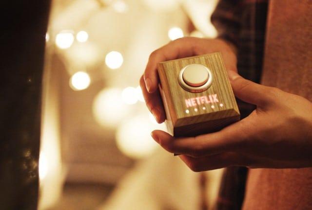netflix bouton