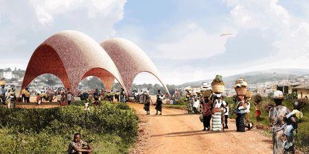 Droneport rwanda