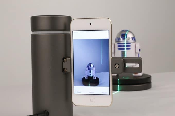scanner 3D Eora