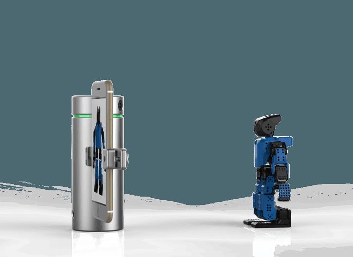 Eora scanne objet avec Iphone 6