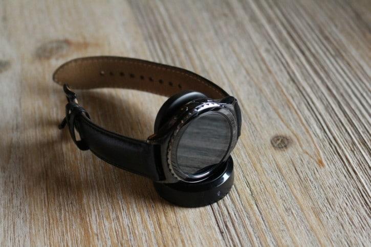 Socle de la Samsung Gear S2