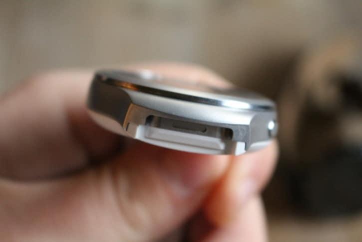 Le cadran de la Samsung Gear S2