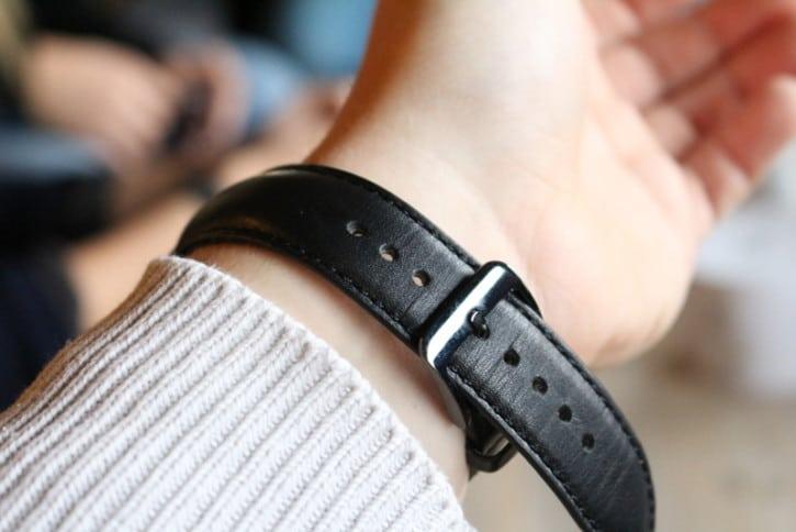 Samsung Gear S2 longueur du bracelet de la montre