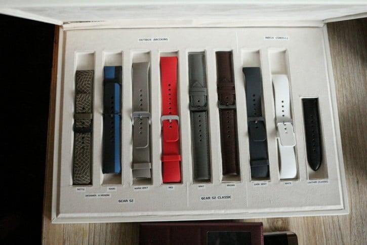Bracelets Samsung Gear S2