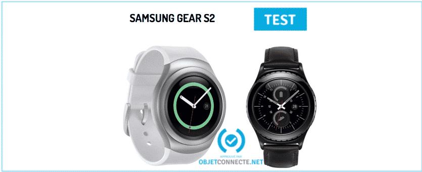 Test Samsung Gear S2