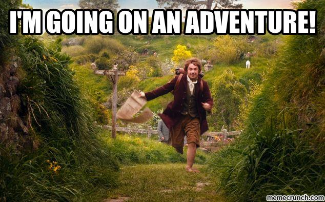 """MARTIN FREEMAN as the Hobbit Bilbo Baggins in the fantasy adventure """"THE HOBBIT: AN UNEXPECTED JOURNEY,"""" a production of New Line Cinema and Metro-Goldwyn-Mayer Pictures (MGM), released by Warner Bros. Pictures and MGM."""