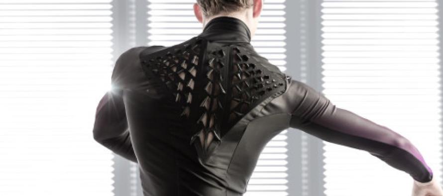 Quand la biologie fabrique des vêtements intelligents