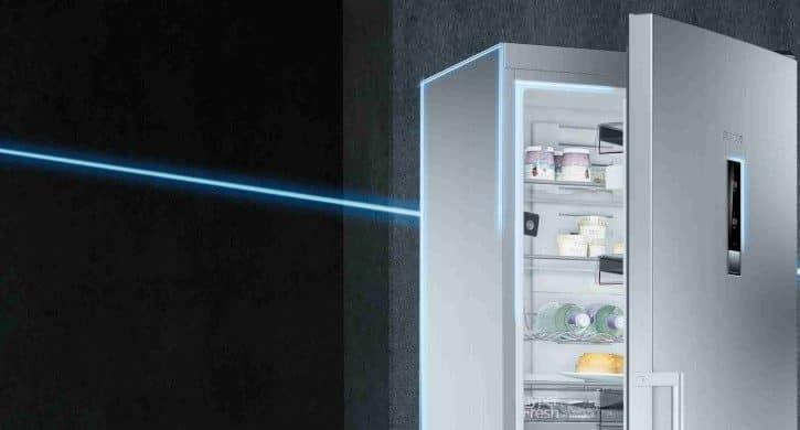 frigo connecté
