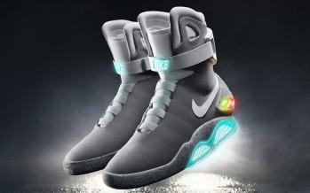 Nike va lancer des chaussures qui se lacent seules en 2016