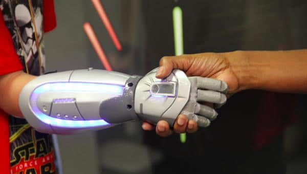 Open Bionics super heros