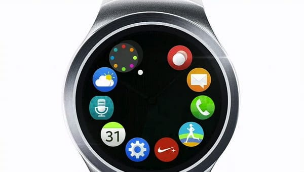Samsung Gear S2 contre Apple watch