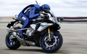 Yamaha dévoile son Motobot V1