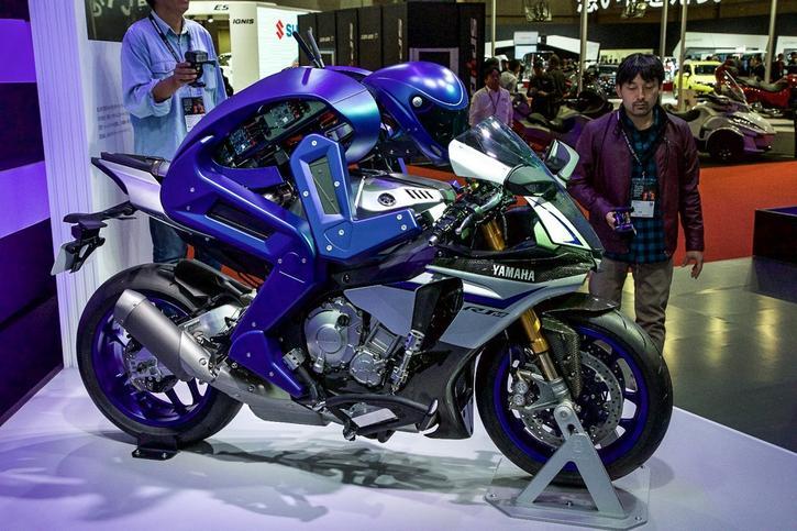 yamaha motobot v1