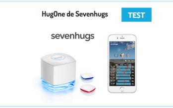 Test du moniteur de sommeil HugOne par Sevenhugs