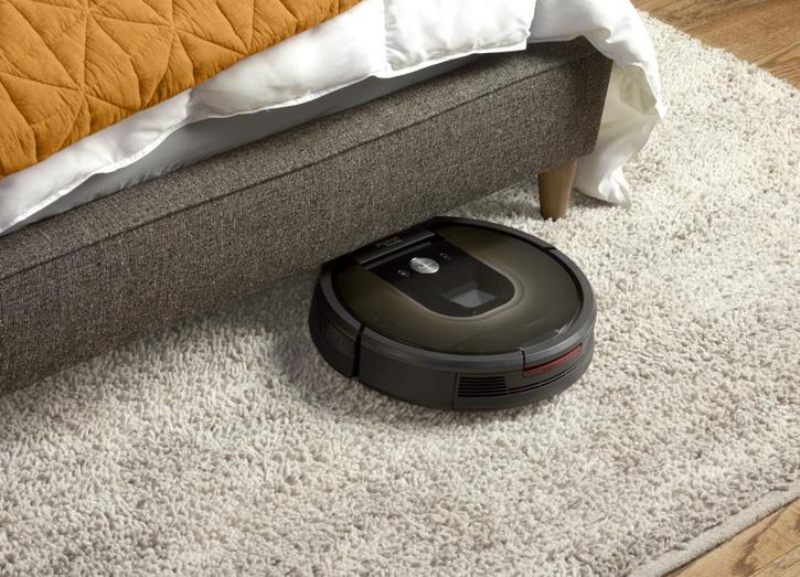 irobot roomba 980 robots aspirateurs