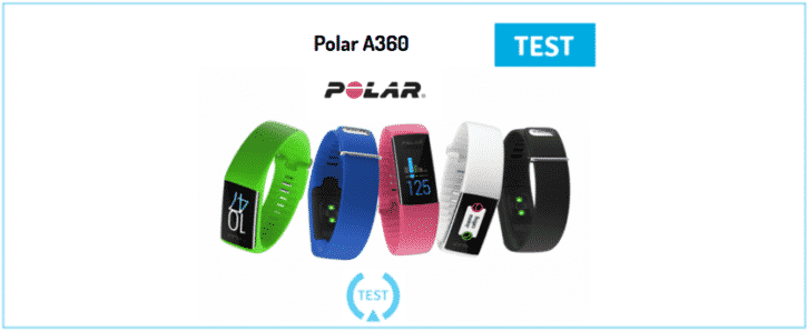 TEST POLAR A360
