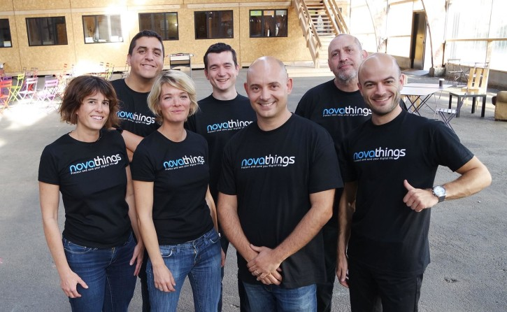 Equipe de Novathings