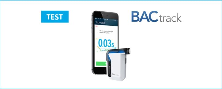 BACtrack Mobile Pro