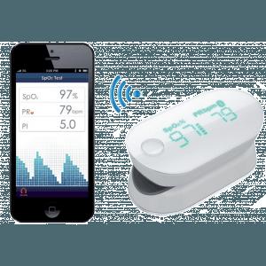 oxymetre de pouls sans fil ihealth