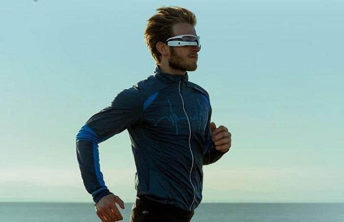 recon jet smart lunettes connectées