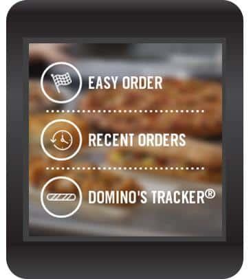 Easy Order Button