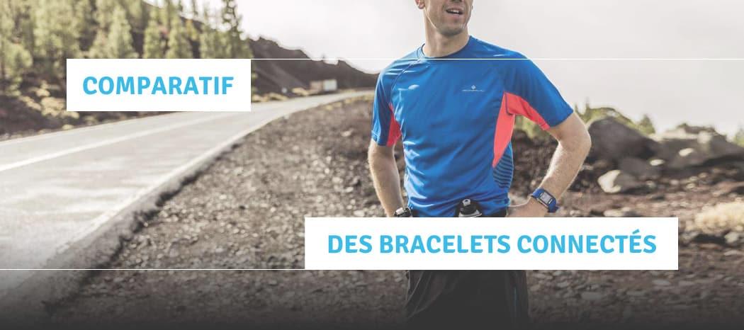 Comparatif Bracelet Connecté