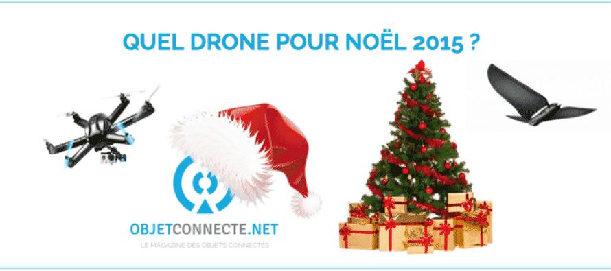 achat meilleur drone noel