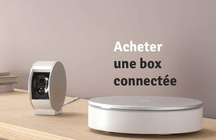 acheter box connectee