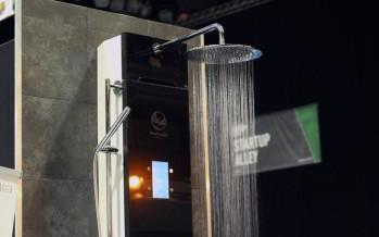 La e-shower d'Hamwells, économe et intelligente